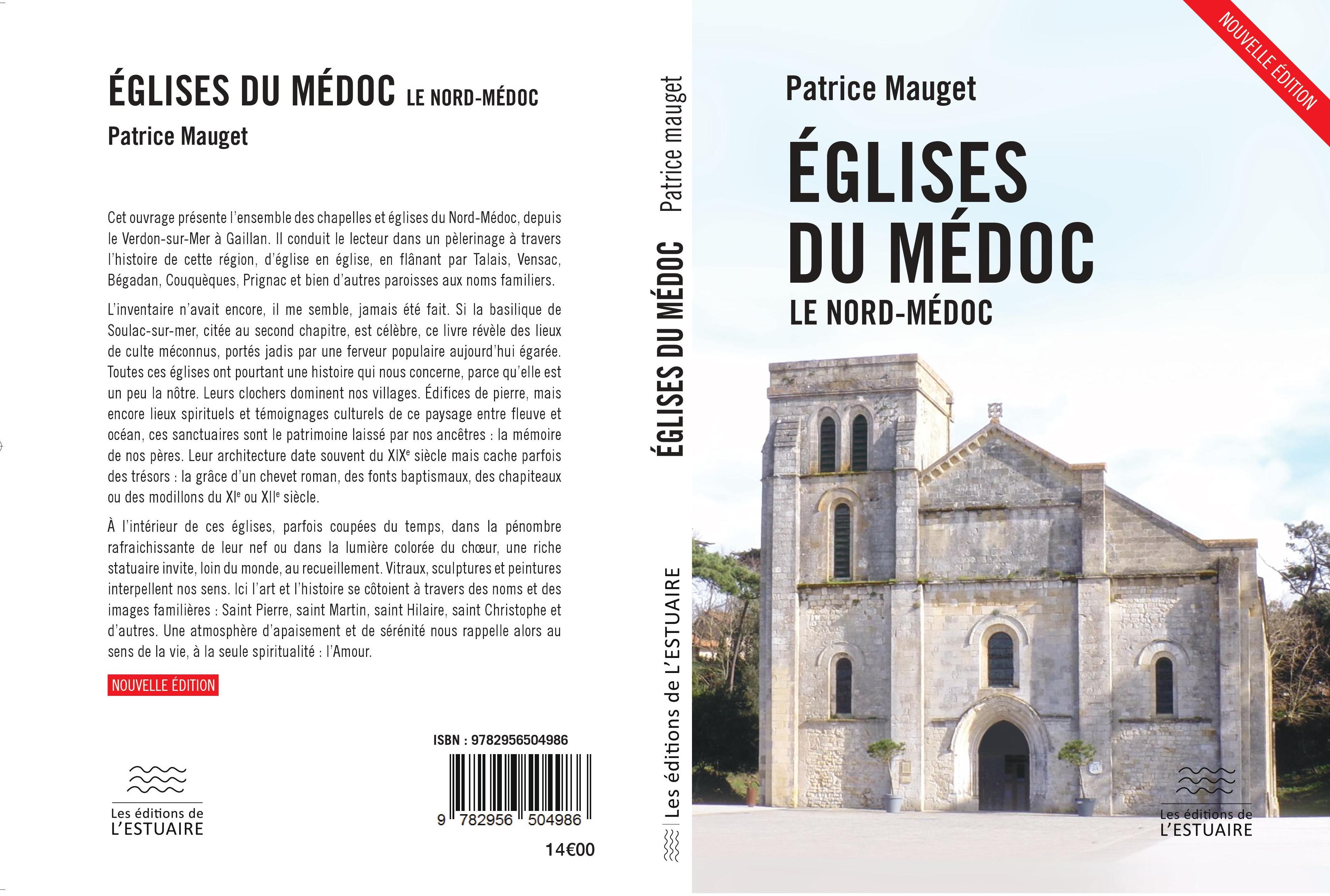Eglise Nord Médoc New edition